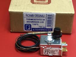 Компл термостат безопасности 110С 6TERMSIC02