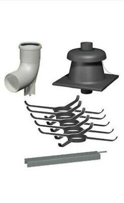 Дымоходы Viessmann для конденсационных котлов
