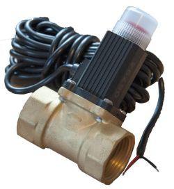 Клапан электромагнитный газовый Барьер