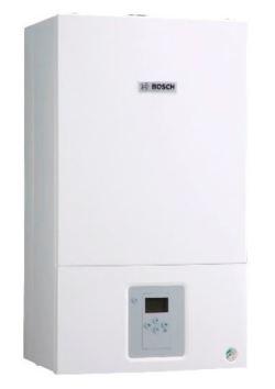 Газовый настенный котел Bosch Gaz 6000 W (двухконтурный)