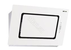 Вытяжка ATLAN 3488 В LCD 60 см white