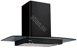 Вытяжка ATLAN 3288 В 60 см black