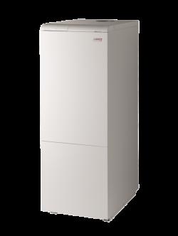 Газовый напольный котел Protherm Медведь KLZ с чугунным теплообменником (Встроенный бойлер 90 л)