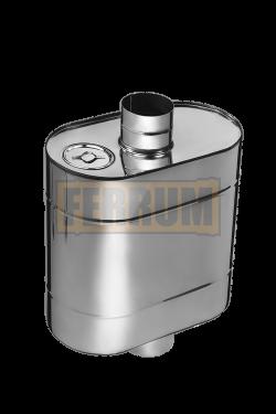 Баки Ferrum на трубе из нержавеющей стали